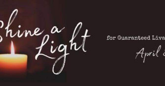 Light a Flame for a Guaranteed Livable Income image
