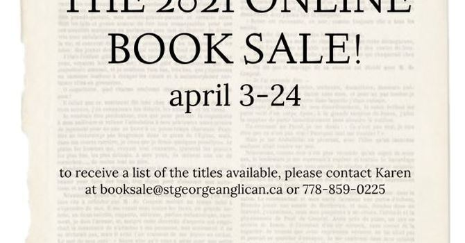 Virtual Book Sale