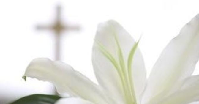 April 4, 2021 Easter Worship