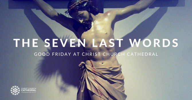 Good Friday Service today at 12.00 PM image