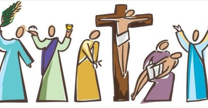 Poems for Holy Week and Easter image