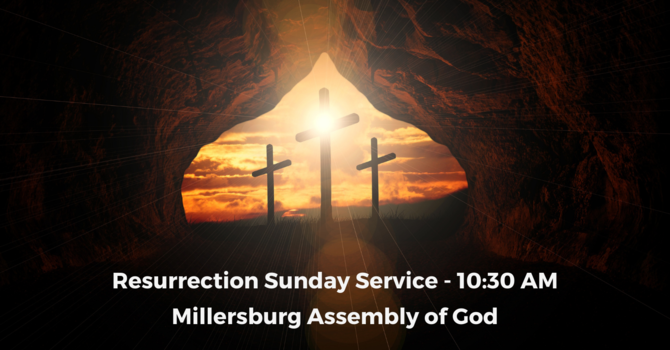Join us for Worship on Resurrection Sunday 2021! image