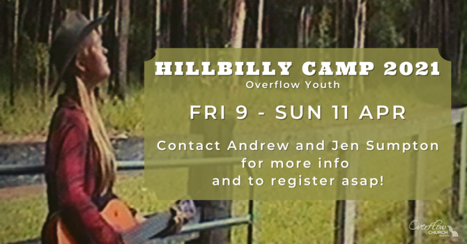 HILLBILLY YOUTH CAMP 2021