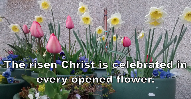 April 4, 2021  Easter Sunday Service image