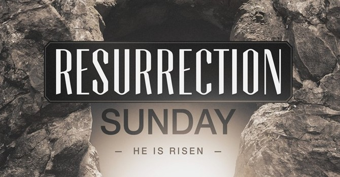 Jesus is Alive/Risen