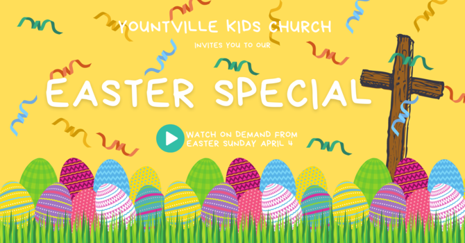 Kids Church Easter Special 2021