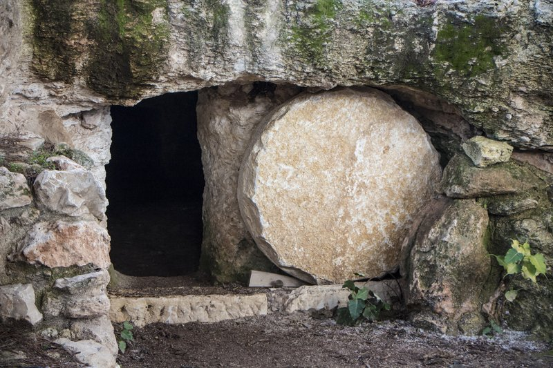 The Easter Story...Told Before Easter