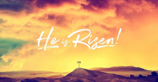 Celebrate the Risen Lord!