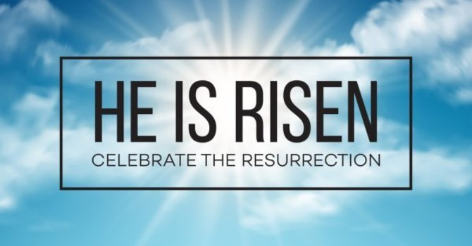 The Resurrection and the Hope Jesus Brings