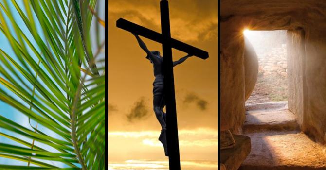 Easter Sunday Service - April 4, 2021