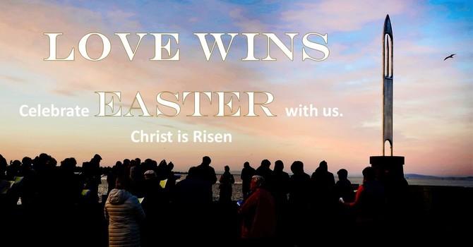 EASTER MORNING WORSHIP image