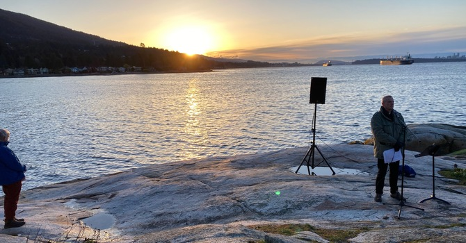 Easter Sunrise Service on the Rocks - Live Stream Rewind