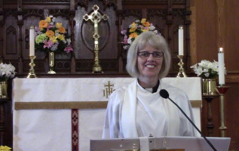 Easter Sermon April 4, 2021