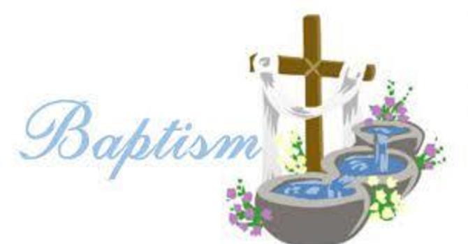 Baptism of Evelyn Mary Crouser image