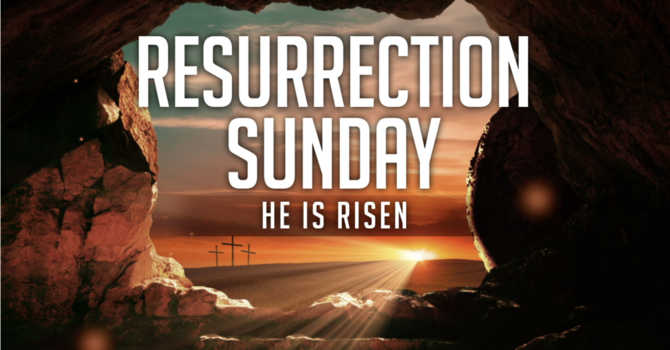 Resurrection Sunday - Living As Risen