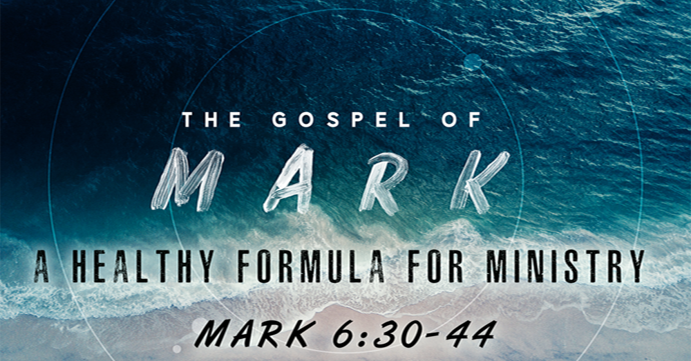 The Gospel of Mark: Tradition of Men