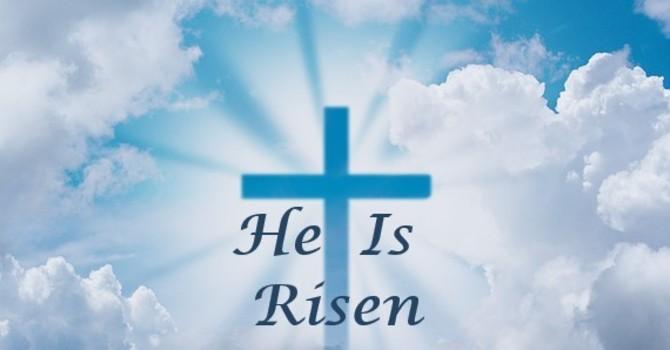Hi Is Risen!