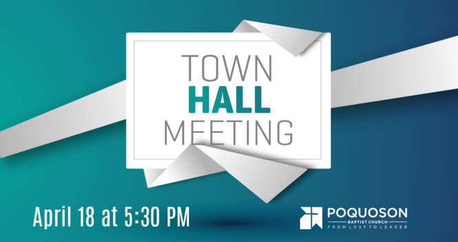 PBC Town Hall Meeting