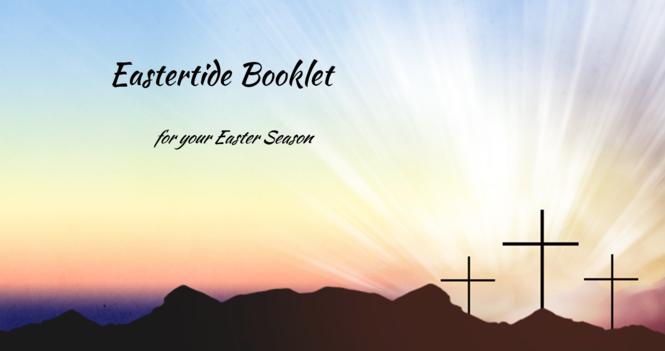 Eastertide Booklet