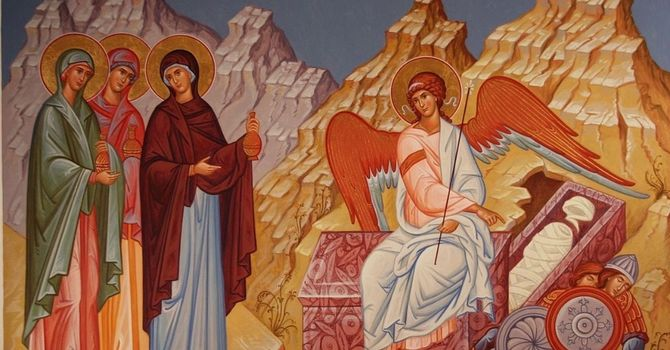 Holy Saturday Divine Liturgy