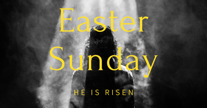 Easter Service Recording image