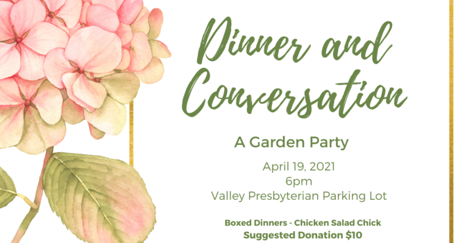Dinner and Conversation