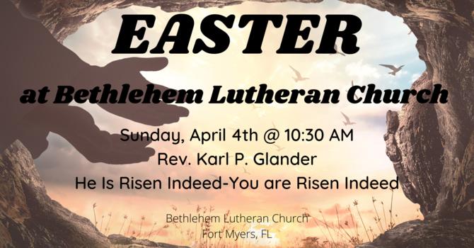 Easter Sunday, April 04, 2021 | Sermon