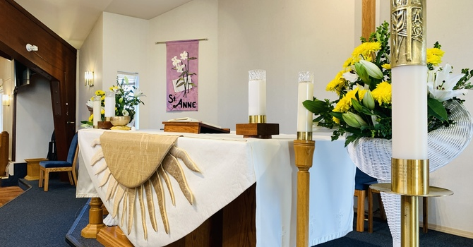Sunday Services - Suspended during Covid