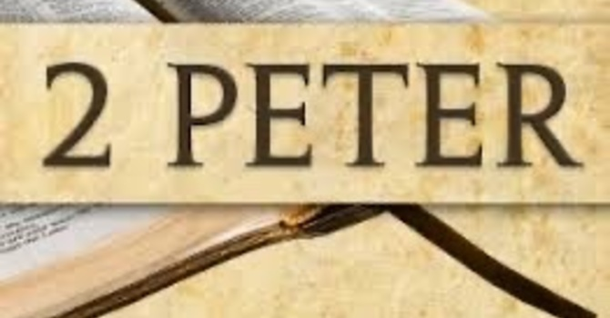 2 Peter 3 - Pastor Frances Allen