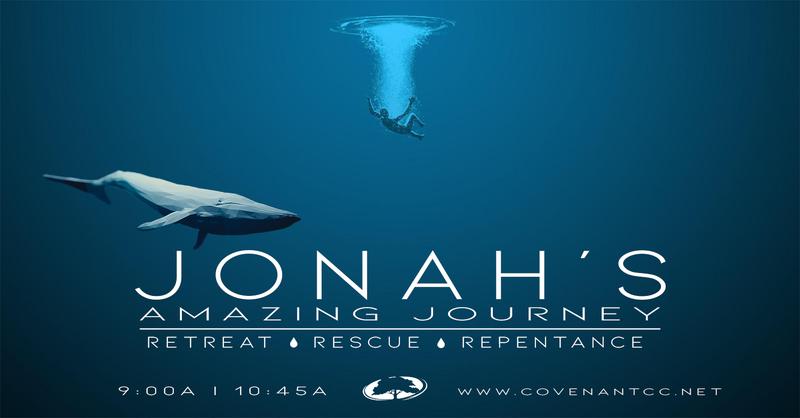 Jonah's Amazing Journey - Pt. 1