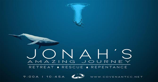 Jonah's Amazing Journey - Pt. 4