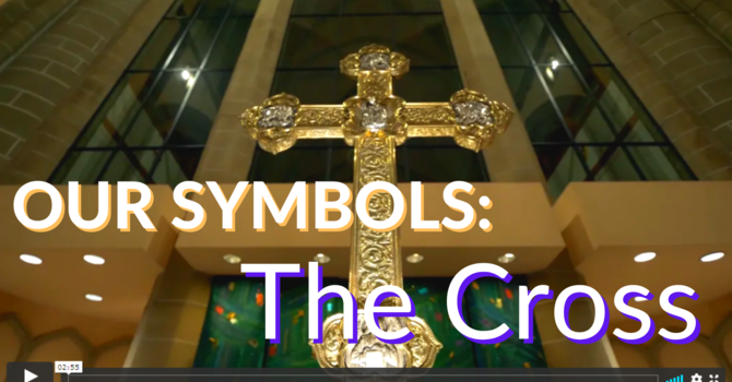 Our Symbols: The Cross image
