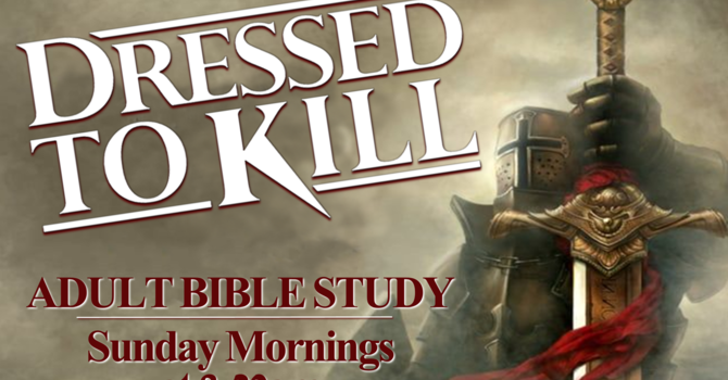 Dressed to Kill Bible Study