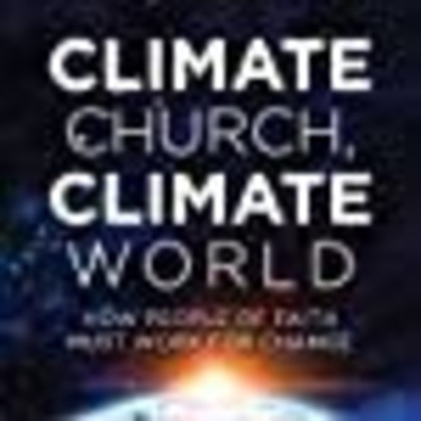 Book Study: Climate Church, Climate World