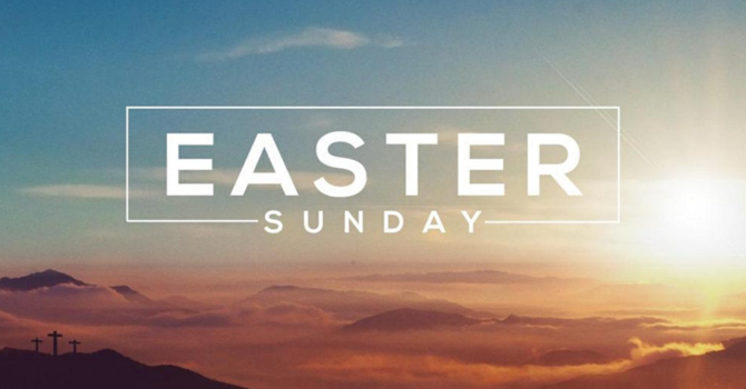 Watch the Apr 4 Easter Worship here! image