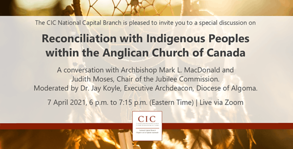 Reconciliation with Indigenous Peoples
