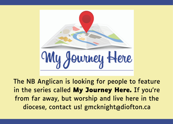 My Journey Here needs you!