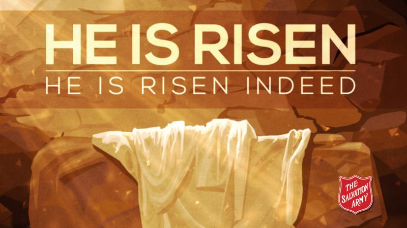 Online Service - Easter Sunday - April 5 2021