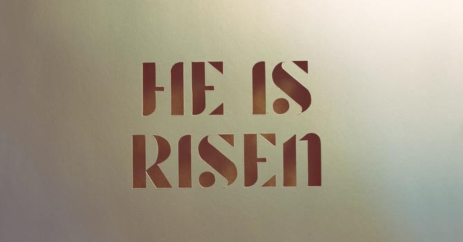 A Reflection for Easter in Song