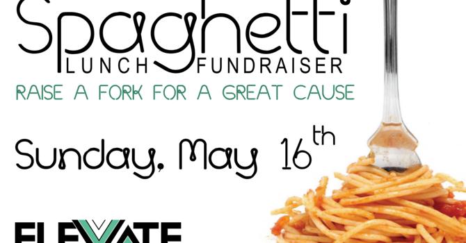 Youth Spaghetti Fundraiser