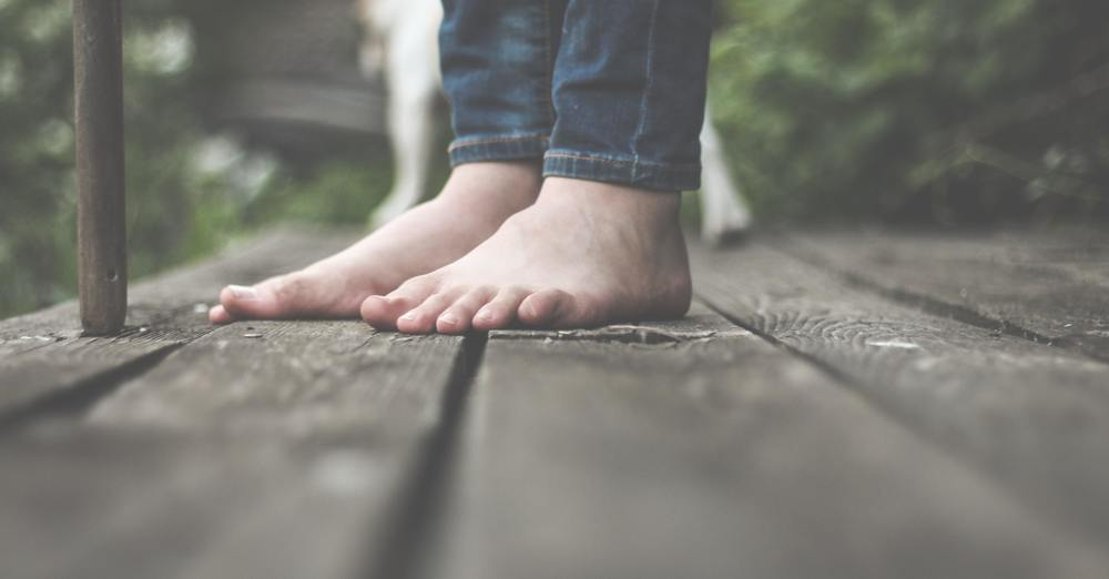 Guide our Feet