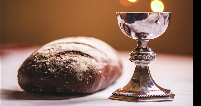 Sharing Communion in a Pandemic