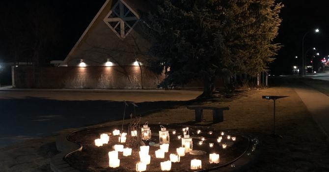 COVID-19 Candlelight Vigil