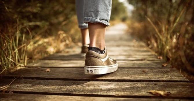 DIY Meditative Walks