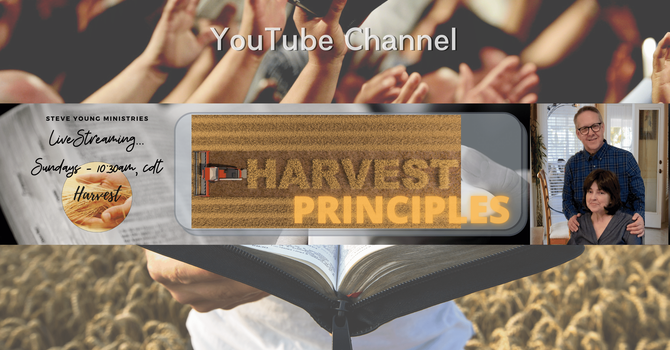 Harvest Principles - 10