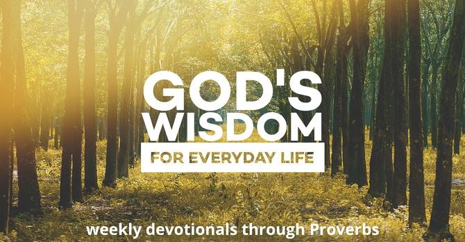 Wisdom from Haggai
