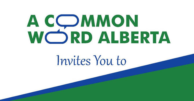 A Common Word Alberta  image