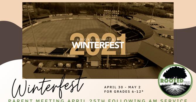 Winterfest Parent Meeting