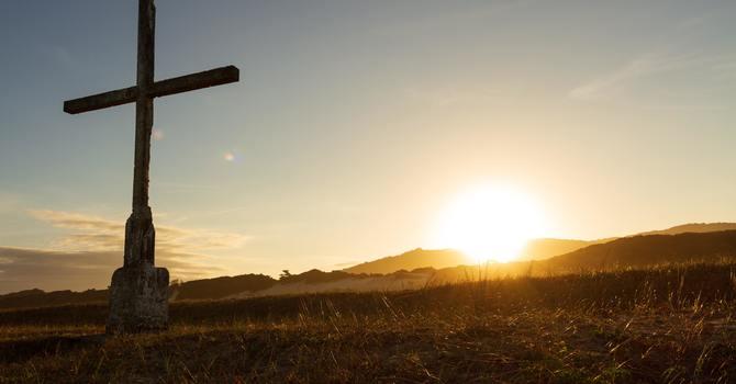 The Cross image