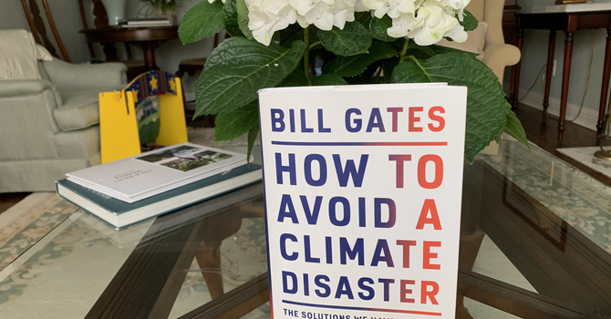 Climate Change Reading Group.